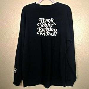 241afca8c7 Adidas Runners Long Sleeve Shirt. Large
